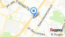 Contact-Service Ufa на карте