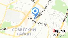 LensGo.ru на карте