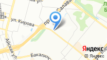 UFATONIROVKA на карте
