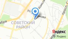 КМ/Ч-Уфа на карте