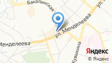 Creative на карте