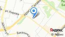 Авто-Сан на карте