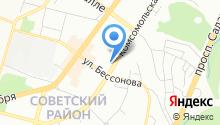 AceUfa.ru на карте