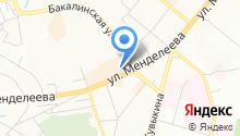 Bretolina на карте