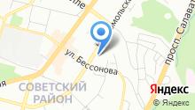 Союз фотохудожников Республики Башкортостан на карте