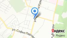 ABC-CRM на карте