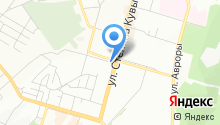Afebus на карте