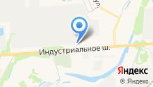 Скб-Витязь на карте