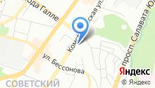 Alfaparf Milano на карте