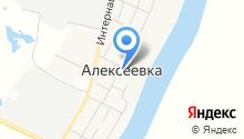 Нурсиля на карте