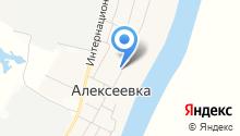Алексеевское Жилищное Управление на карте