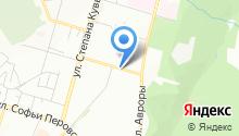 SP online на карте