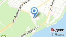 BEZPOKRASA, ЦЕНТР РЕМОНТА АВТОМОБИЛЕЙ И УДАЛЕНИЯ ВМЯТИН на карте