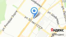 Artesana Tour на карте