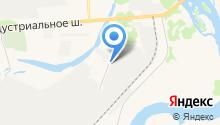 Урал-Технологические системы покрытий, ЗАО на карте