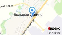 Место встречи изменить нельзя на карте