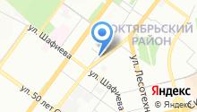 HotRace.ru на карте