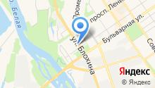 Башнефть-Информ на карте