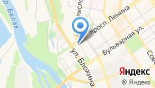 Народный костюм на карте