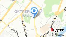 Мобил на карте