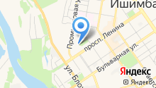 Детская спортивная школа №4 на карте