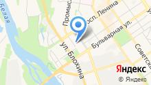Детский сад №27, Росинка на карте