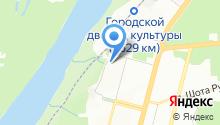 #всауне на карте