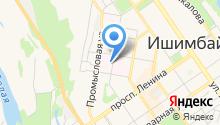 Центр гигиены и эпидемиологии в Республике Башкортостан в г. Салавате на карте