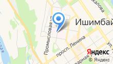 Уголовно-исполнительная инспекция, Управление ФСИН России по Республике Башкортостан на карте