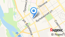 Ипотека на карте