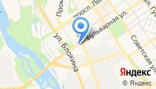 Лада-С на карте