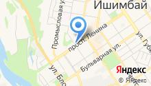 Банкомат, АКБ Башкомснаббанк на карте
