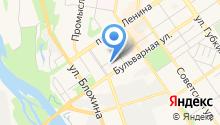 НГДУ Ишимбайнефть на карте