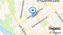 МВИ на карте