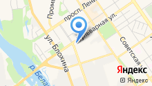 ЗАГС Ишимбайского района и г. Ишимбай на карте