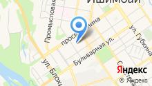 Мебель на Гагарина на карте