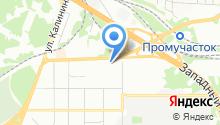 California на карте