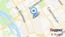 МДФ-КОМПЛЕКТ на карте