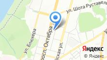 B-GYM на карте