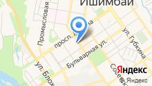 Межрайонная инспекция Федеральной налоговой службы России №25 по Республике Башкортостан на карте