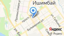 Оренбургские колбасы на карте