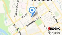 Уголовно-исполнительная инспекция ГУФСИН России по Республике Башкортостан в г. Ишимбай и Ишимбайском районе на карте
