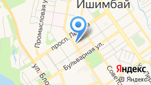 Киоск по продаже фастфудной продукции на карте