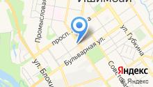 Отдел вневедомственной охраны по г. Ишимбаю на карте
