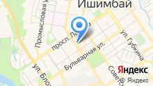 Казанский трикотаж на карте