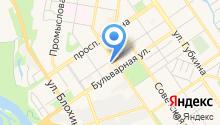 Бюро консультаций по налоговому законодательству на карте