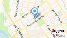 Почтовое отделение №15 на карте