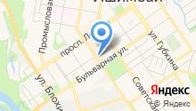 Центр оценки на карте