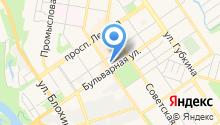 Информационные технологии на карте