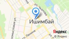 Детский сад №16, Василек на карте